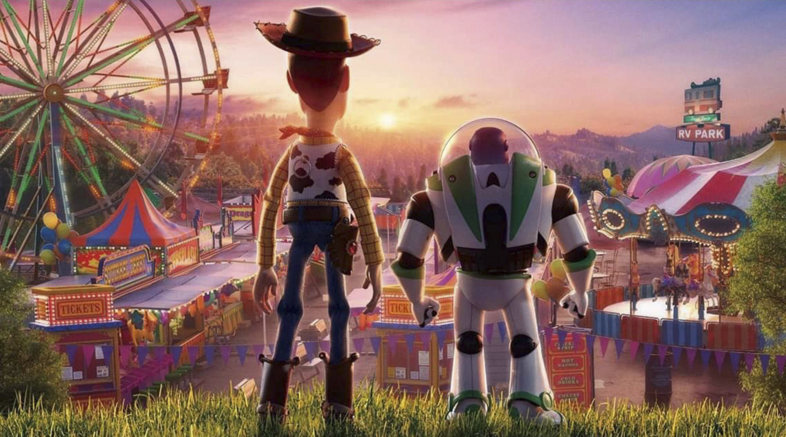 Movie Review - Toy Story 4