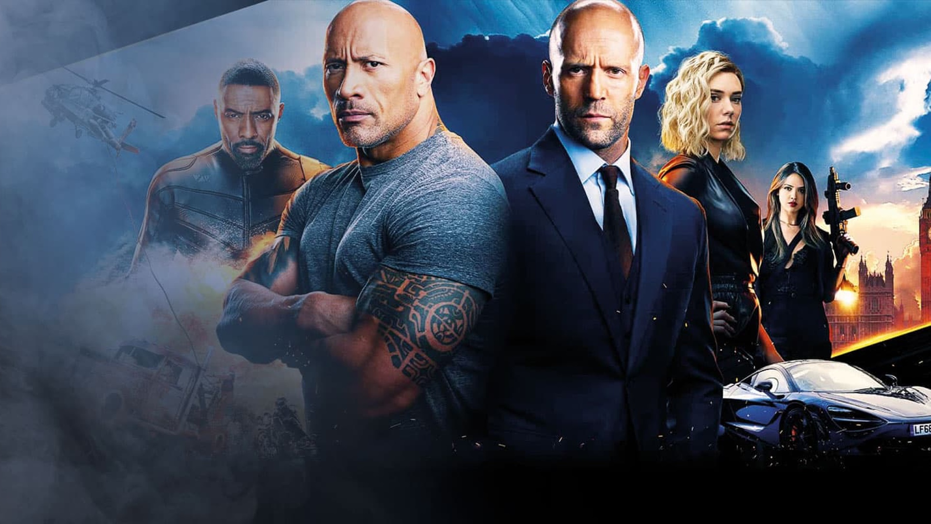 Movie Review - Hobbs & Shaw