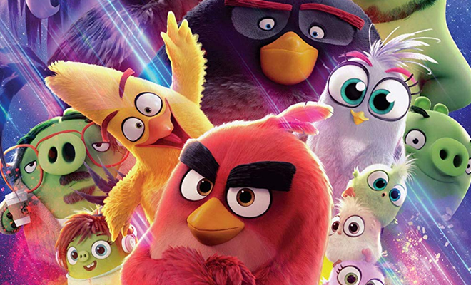Movie Review Angry Birds Movie 2 The