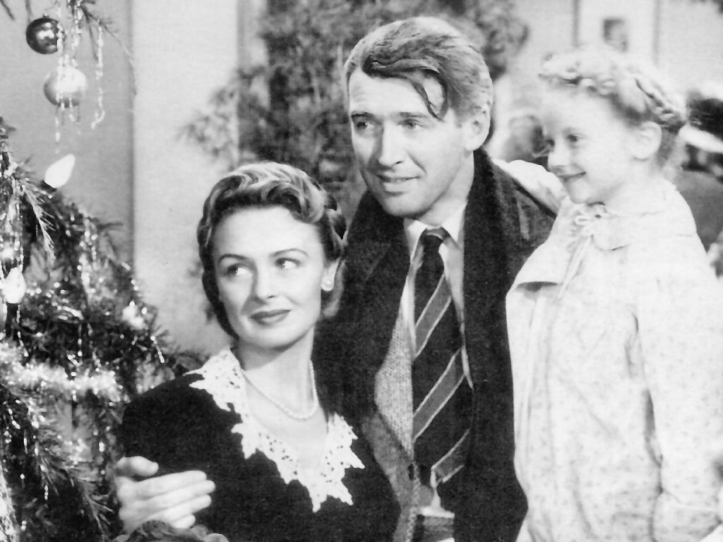 Movie Review – It's A Wonderful Life