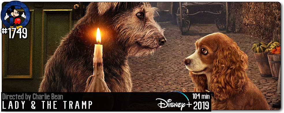 Movie Review Lady The Tramp 2019 Fernby Films