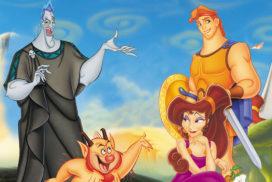 Movie Review - Hercules (1997)