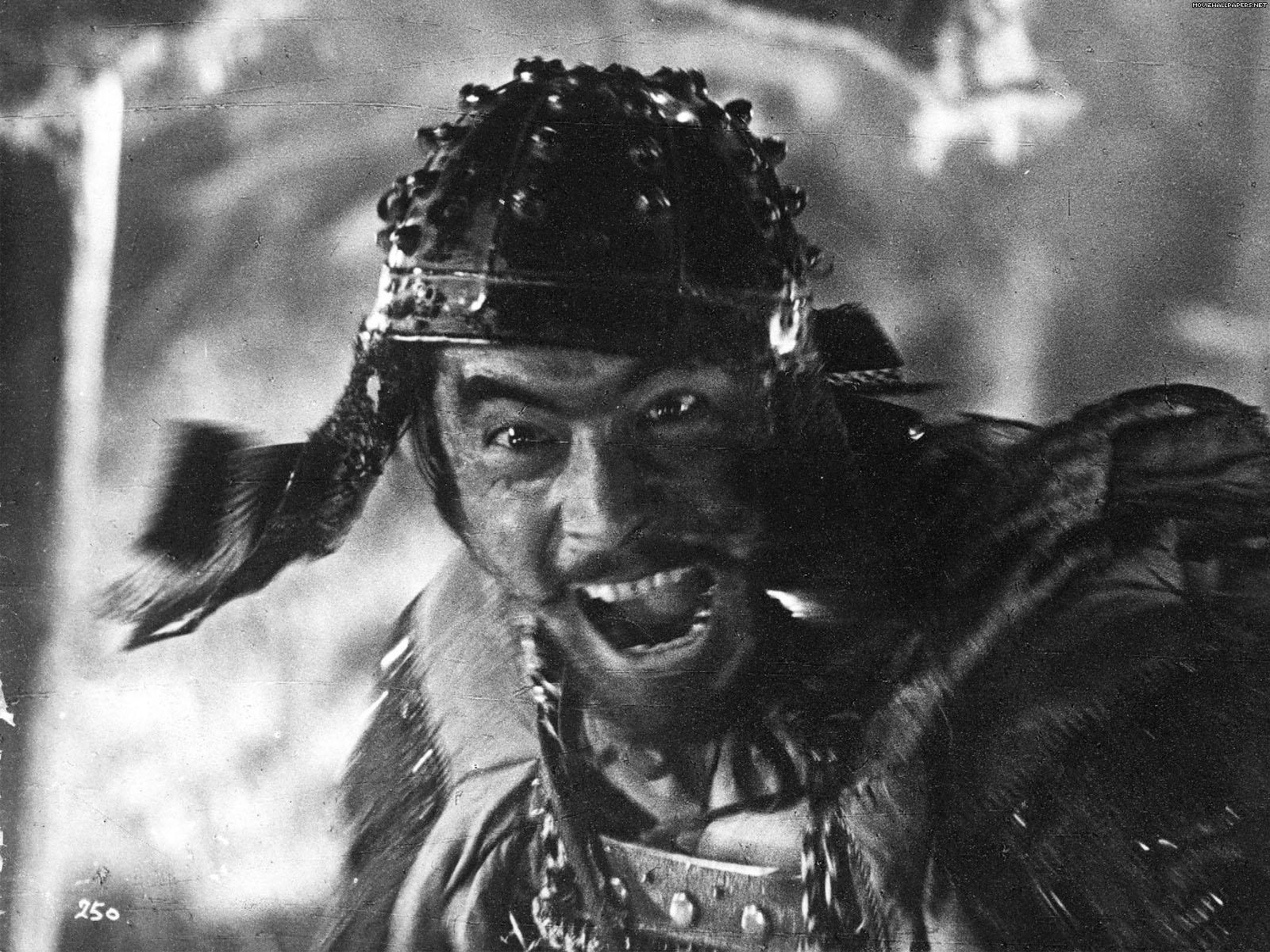 Movie Review - Seven Samurai