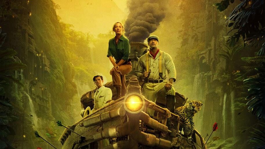 Trailer Trash! – Jungle Cruise (Trailer #2)