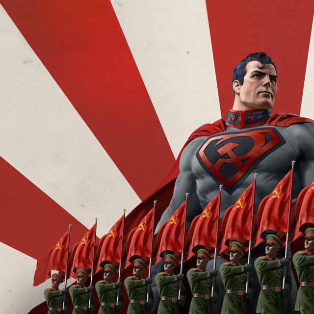 Movie Review - Superman: Red Son