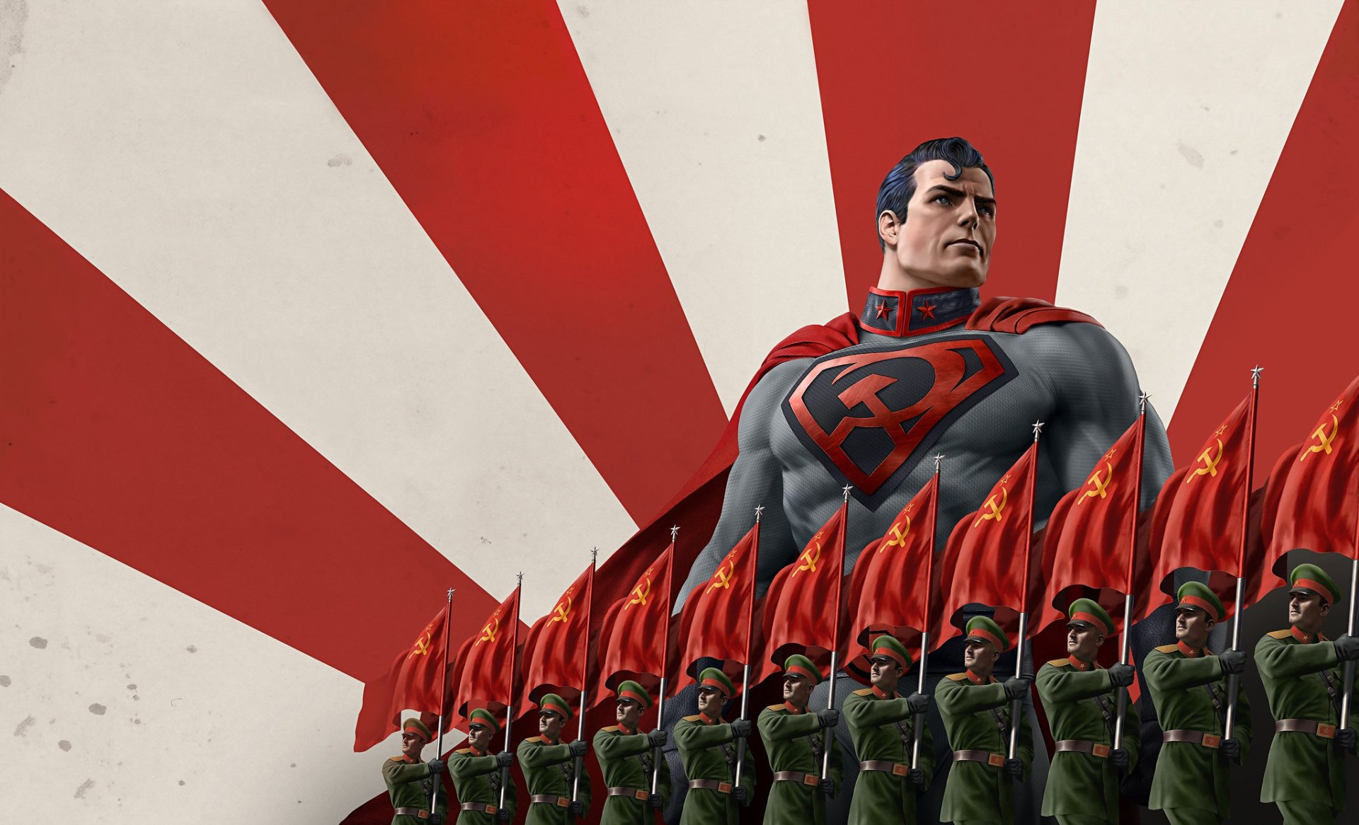 Movie Review – Superman: Red Son