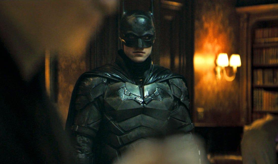 Trailer Trash! – The Batman (Teaser #1)