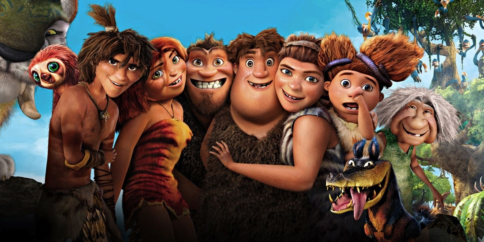 Trailer Trash! – The Croods 2: A New Age