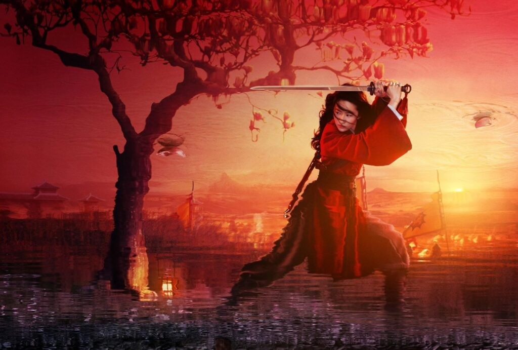 Movie Review - Mulan (2020)