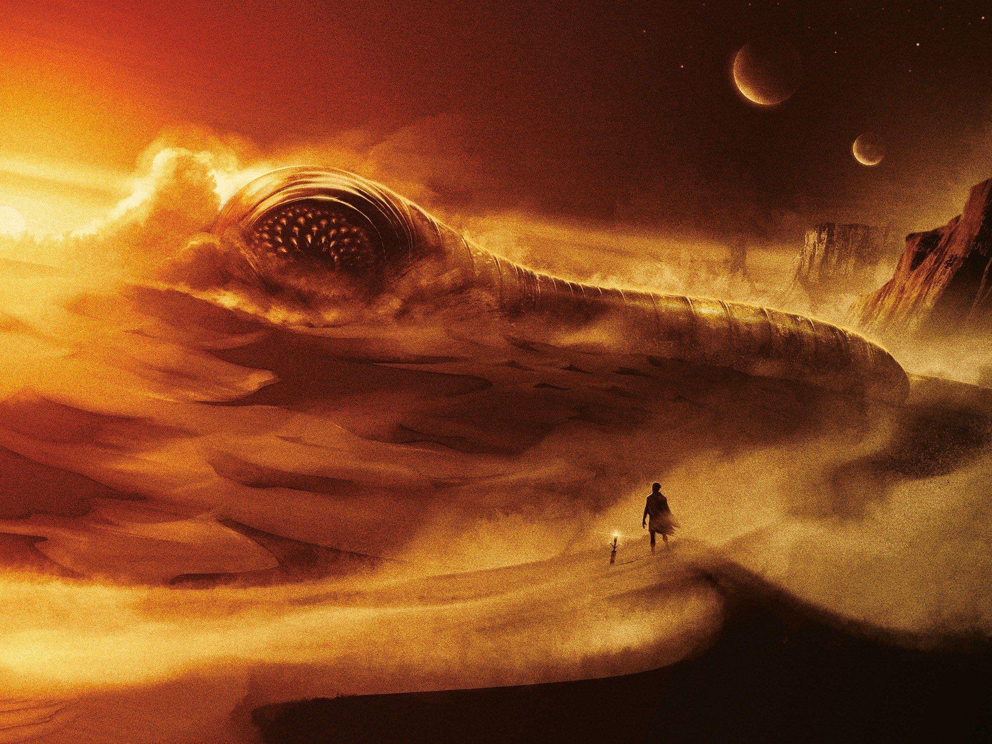Trailer Trash! – Dune (Trailer #1)