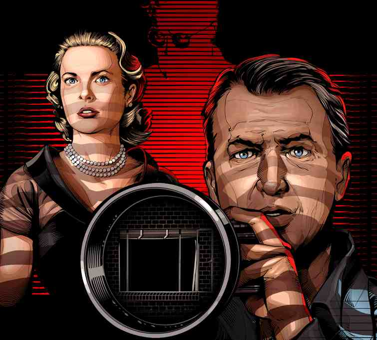 Movie Review – Rear Window (1954)