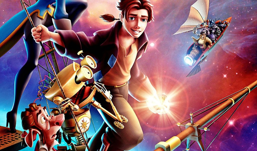 Movie Review - Treasure Planet