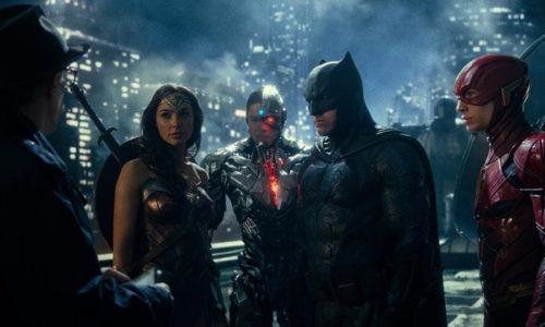 Trailer Trash! – Zack Snyder's Justice League – Promotional Onslaught