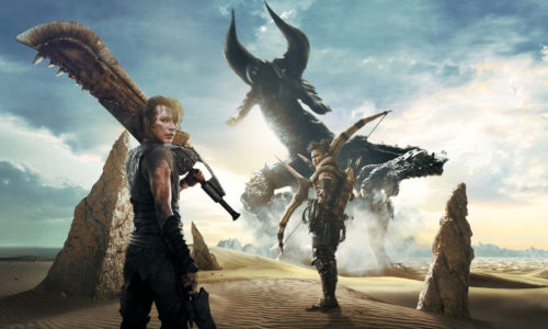 Movie Review – Monster Hunter