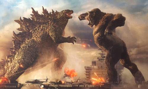 Movie Review – Godzilla Vs Kong