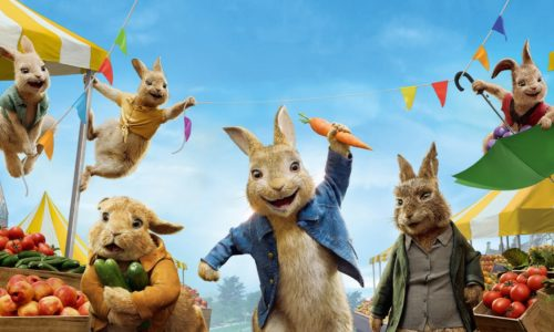 Movie Review – Peter Rabbit 2: The Runaway