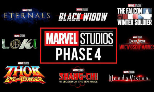 Trailer Trash! – The Marvel Cinematic Universe; Phase 4 – Return To The Movies