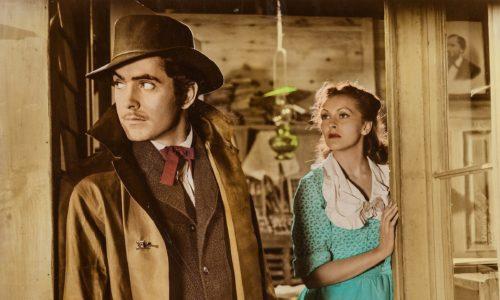 Movie Review – Jesse James (1939)